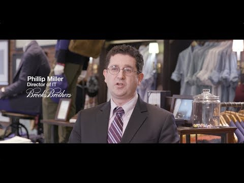 Brooks Brothers on Amazon Chime - Success Story