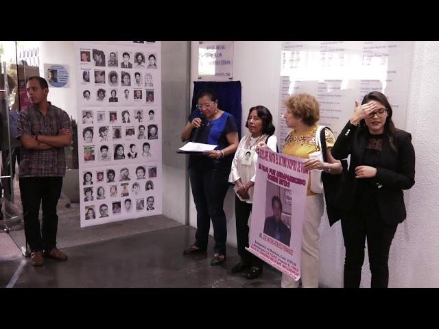 Discurso de Nashieli Ramírez en el evento Celebremos la vida de las personas desaparecidas