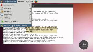 Create A Full System Backup Or Custom Live Ubuntu  / Debian CD With Remastersys by Britec