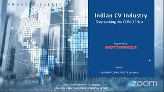 Webinar on Indian CV Industry - Overcoming the COVID Crisis
