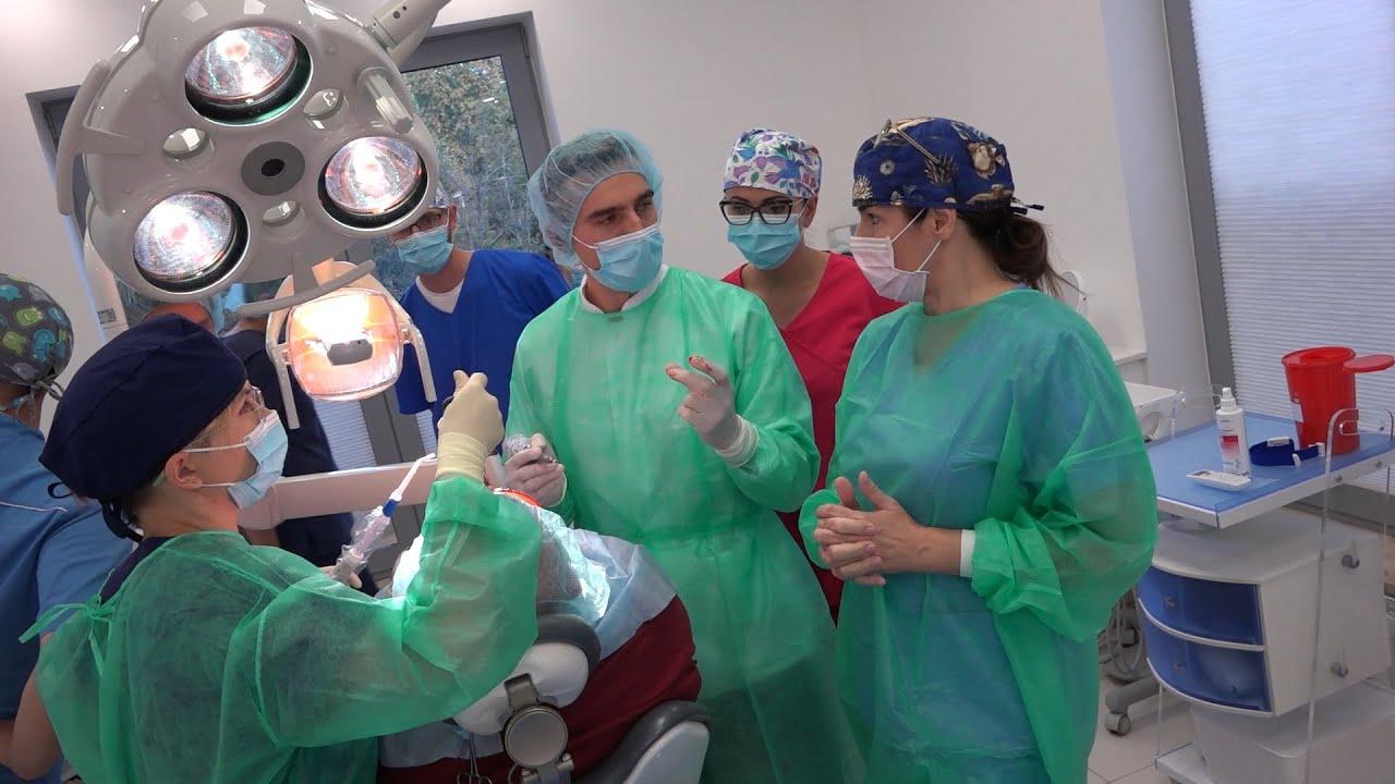 Practiculum Implantologii Sezon XA Sesja 5 zabieg 4