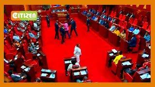 Drama as Nairobi MCAs disagree over Sonko impeachment motion