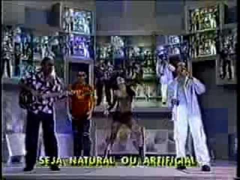 BANDA É O BICHO-RONY - NO FAUSTÃO - XUXA PARQUE- ELIANE E CIA - RAUL GIL