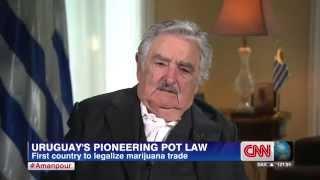 José Mujica - Entrevista #Amanpour CNN (2014) EEUU