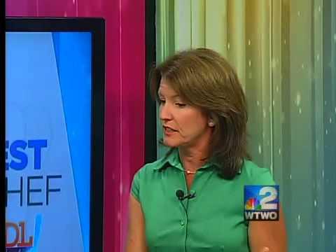 Jill Castle Child Nutritionist on WTWO Channel 2 Terre Haute