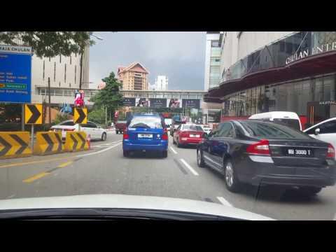 Driving In Kuala Lumpur