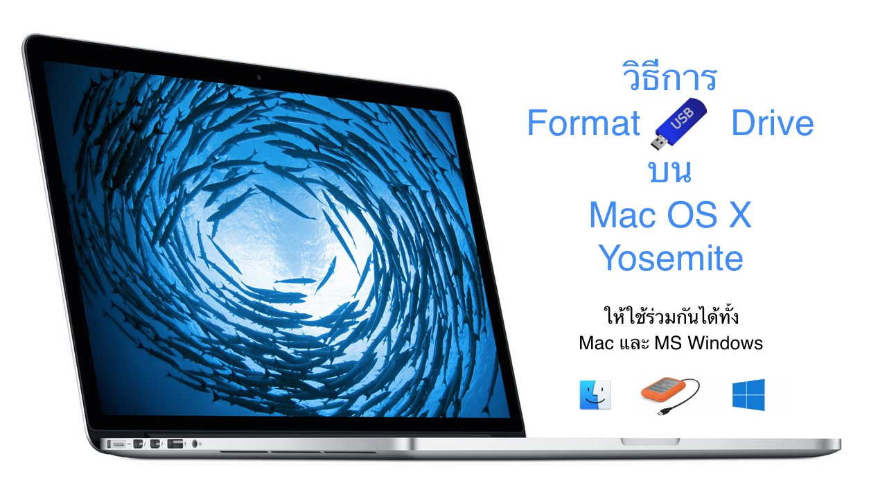 Format Drive For Mac Os X And Windows