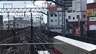 西武40000系40103Fコウペンちゃん72M回送武蔵小杉駅発車