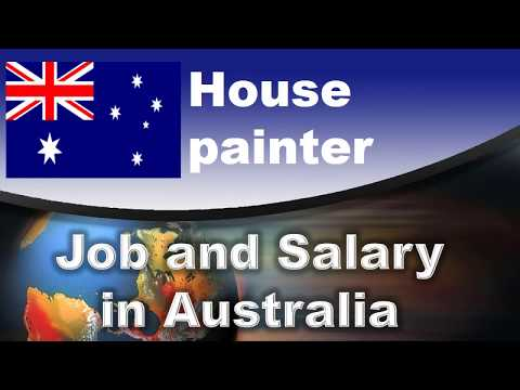 House Painter Salary In Australia - Jobs And Wages In Australia