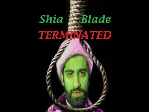 Shia blade runner gets terminated. Brother SHAMSI (TERMINATE