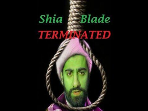 Shia blade runner gets terminated. Brother SHAMSI (TERMINATES) Shias shirk...