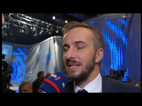 Jan Böhmermann - Grimmepreis Interview (WDR)