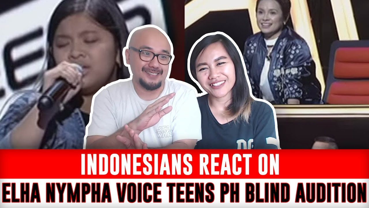 The Voice Teens Philippines Blind Audition: Elha Nympha ...