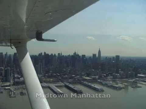 Manhattan Flyby