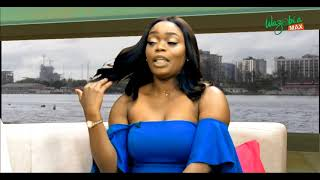 Bisola speaks on her life as a single mum relationship and career - GMNS