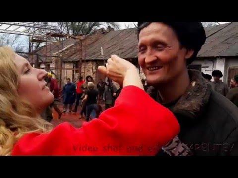 Съемки фильма  Червоный Кривой Рог