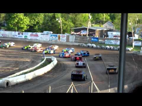 Orange County Fair Speedway 5-17-2014 Video 5