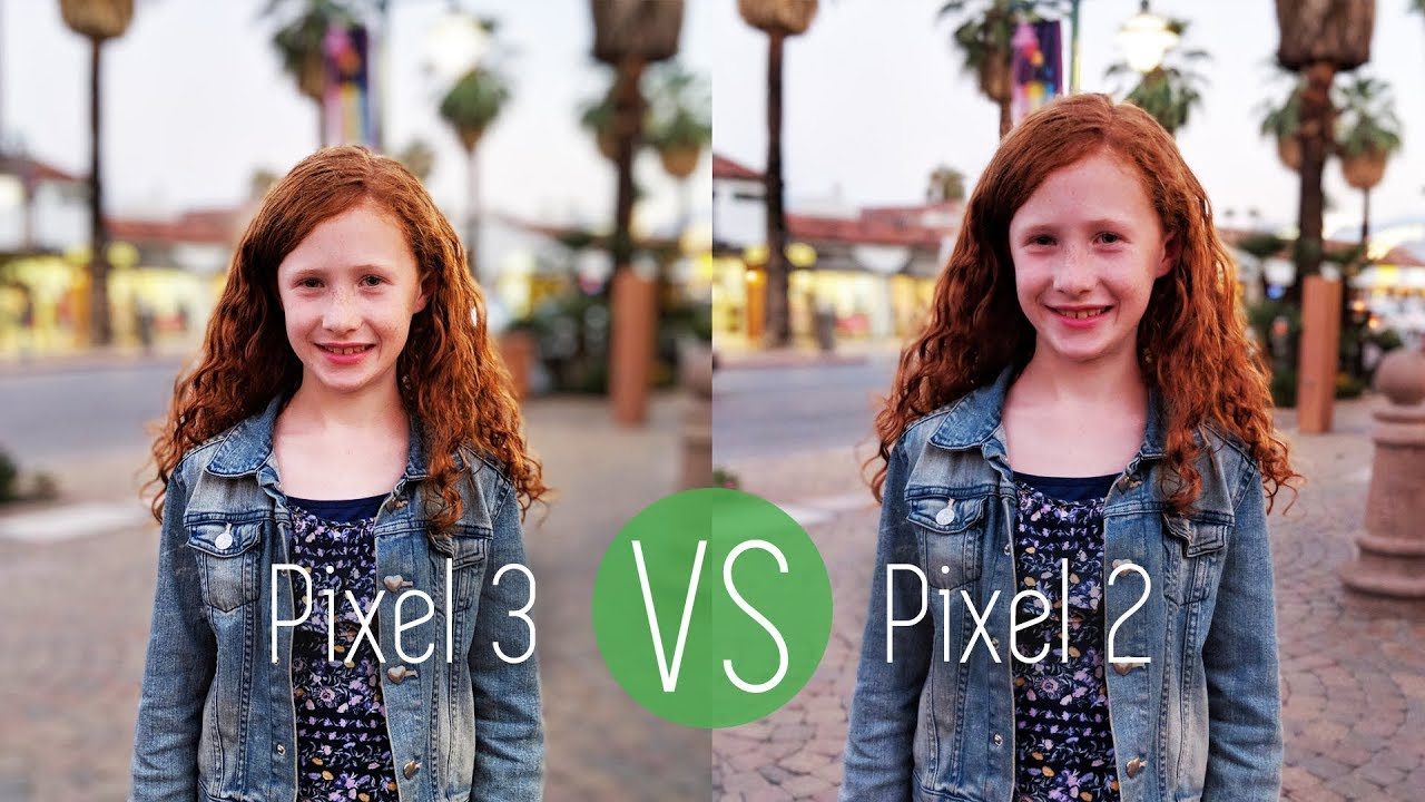 Pixel 3 versus Pixel 2: camera comparison
