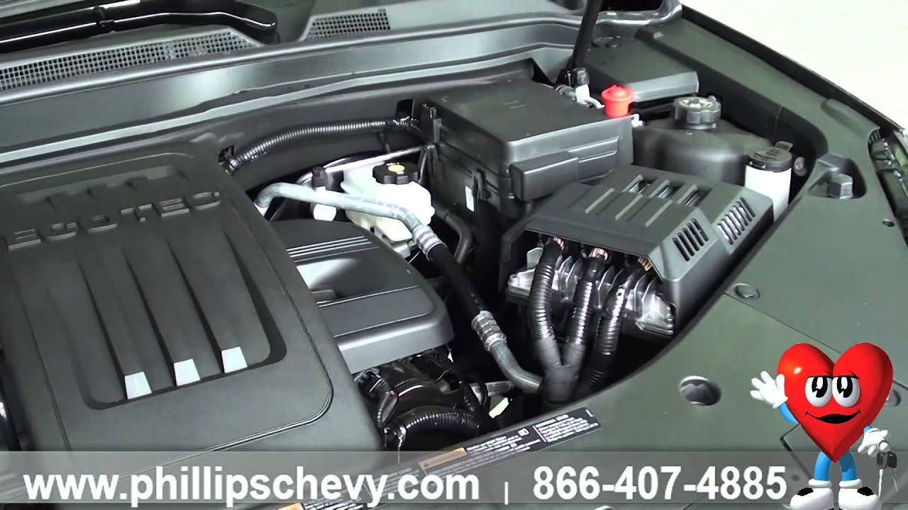hight resolution of phillips chevrolet 2016 chevy equinox ls under the hood chicago new car dealership