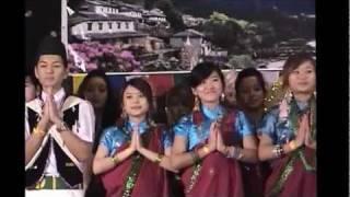 Tamu Lhochhar 2012 New York - A New Song By Jyoti Gurung