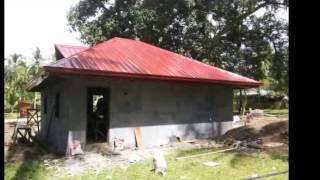 House Building at Mati,Naawan Misamis Oriental 2014 II