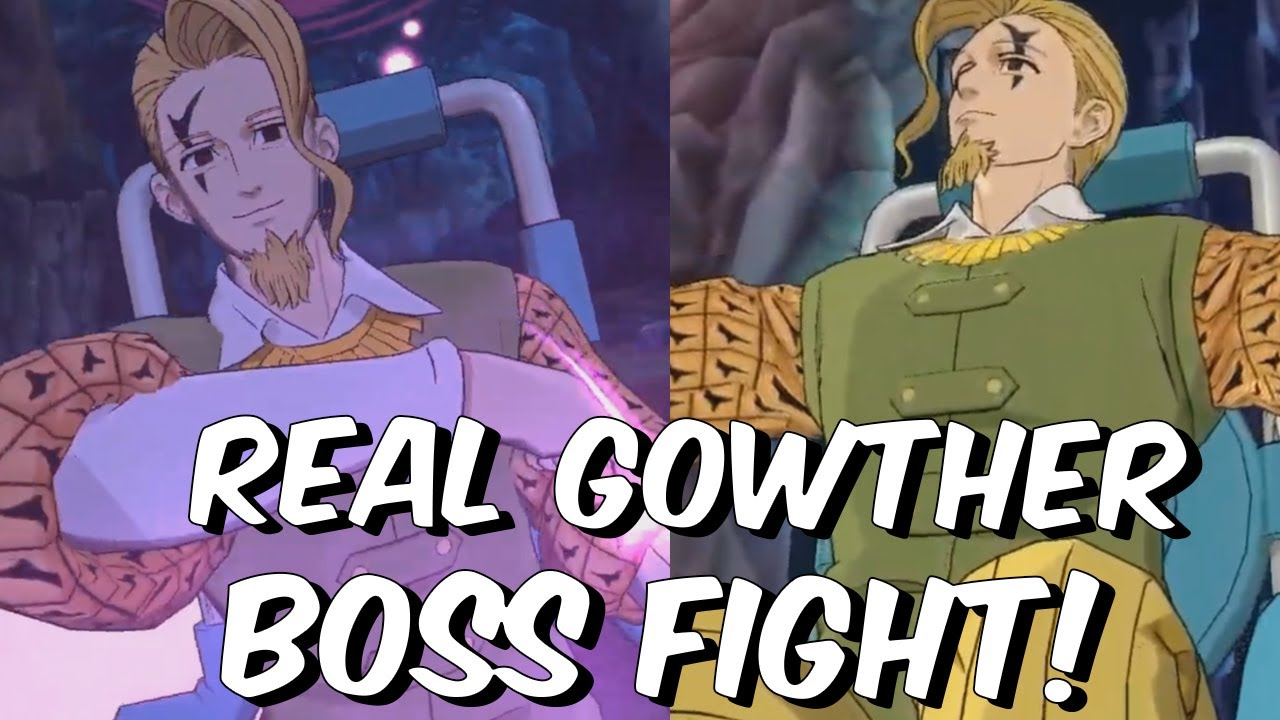 Download Real Gowther BOSS FIGHT?!?! - Special Attacks & Ultimate Move - Seven Deadly Sins: Grand Cross