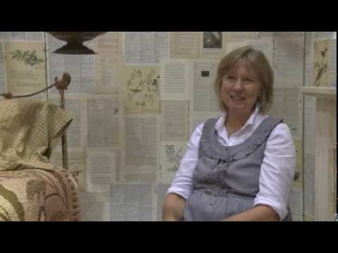 Alma Allen from Blackbird designs and moda fabrics
