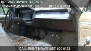 1970 AMC Rambler  for sale in Nationwide, NC 27603 at Classi #VNclassics