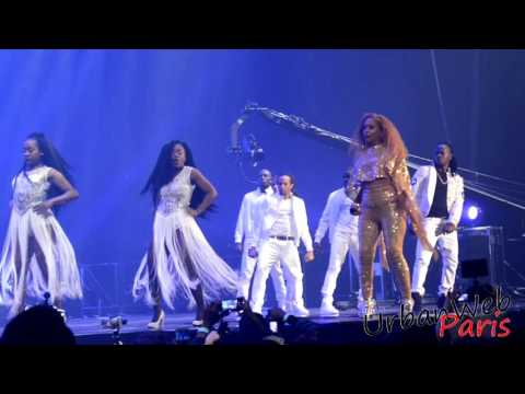 Admiral T avec Djannah - PA GADÉ - à L'Accord Arena Bercy Paris 2017 HD