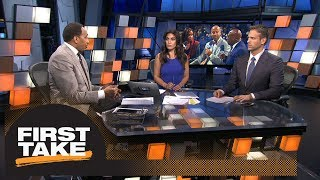 Stephen A. agrees with Clippers' Bruce Bowen decision | First Take | ESPN
