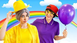 Color Song Nursery Rhymes | What is your favorite color ?