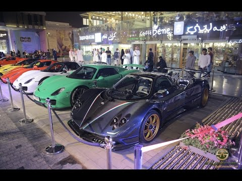 Superior Automotive's Cars & Coffee 10 in Riyadh, KSA