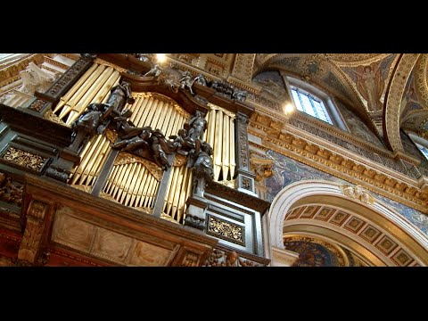 Celebrity Organ Recitals 2015 at St Paul's Cathedral