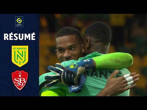 Nantes Brest Goals And Highlights