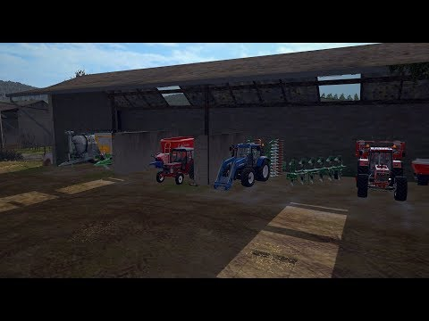 [FS17] MP MANAGEMENT! [THE VALLY THE OLD FARM #6]