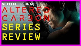 Altered Carbon Netflix Original Series Review | The Ruby Tuesday