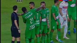 كأس مصر 2016 - الهدف الاول للزمالك بقدم شيكابالا من ركلة حرة مباشرة رائعة في مرمى الاتحاد 1/1