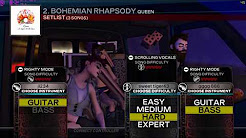 Rock Band 3 Online Gameplay Dolphin X Wii 2017