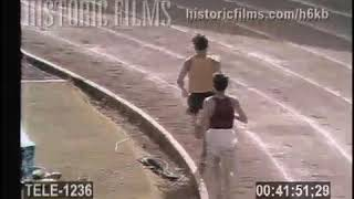 Steve Prefontaine vs Gerry Lindgren in 2 Mile, 1969