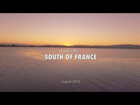 CRAZY FRENCH HOLIDAYS : South of France