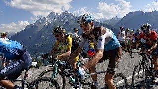 В Доломитовых Альпах соревновались велосипеды