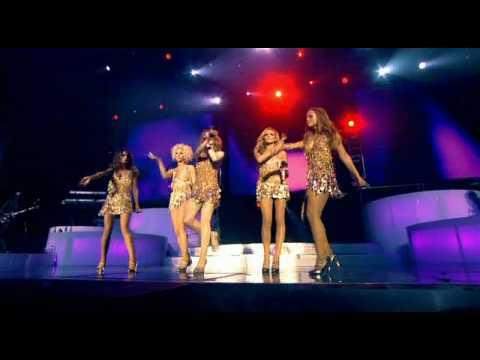 Girls Aloud - Call The Shots - HD [Tangled Up Tour DVD]