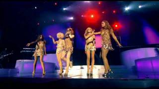 Girls Aloud - Call The Shots - HD [Tangled Up Tour DVD]