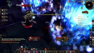 Mists of Pandaria Beta - Scholomance ft. Zkall