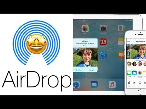 📲Airdrop iPhone | Airdrop Mac Fix for Vidoes or Photos Say Waiting, Preparing, Failed or Coverting