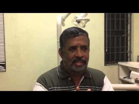 Patient Testimonial at Dr.Smilez Dental Clinic in Ashok Nagar, Chennai