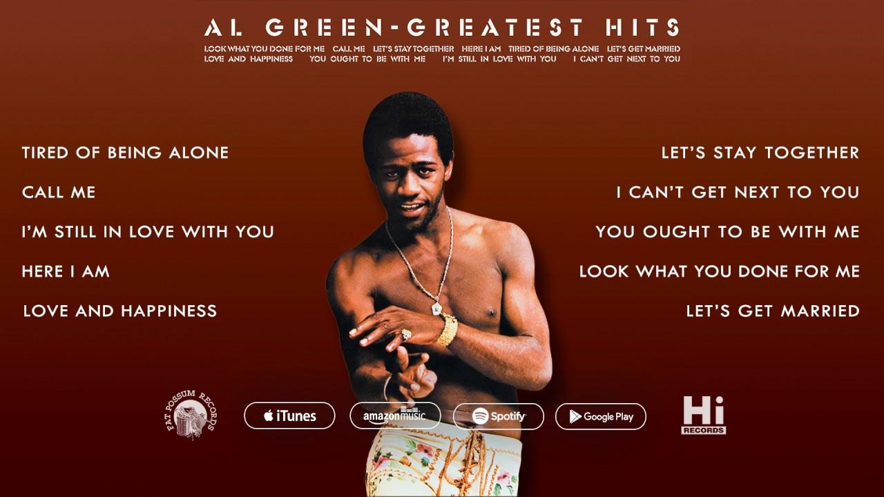 Bilderesultat for the very best of al green