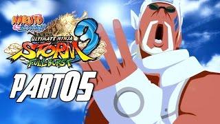 Naruto Shippuden: Ultimate Ninja Storm 3 - Walkthrough Part 5, Gameplay Xbox 360