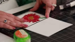 İnanılmaz Balmumu Sanat Kartları Kolay toz pastel Boya Eritme ile Yaptı.