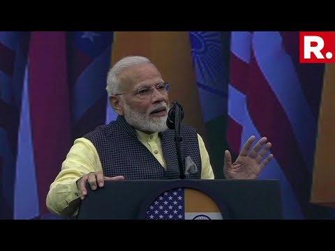 'Howdy Modi' Event: PM Modi Addresses The Massive Indian-American Audience In Houston | Full Speech